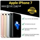 Apple iPhone 7 - 32GB 128GB 256GB - UNLOCKED - All Colours - 1 Year Warranty