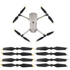 2 Pairs New 2017 For DJI Mavic Pro Platinum Low-Noise Quick-Release Propellers