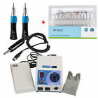 Marathon Micromotor Electric Motor + Straight Handpiece w/ Polishing Kit Duo-v