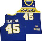 Indiana Pacers Chuck Person Nickname Rifleman Swingman Jersey $120  Clearance on eBay
