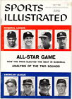 Sports Illustrated All-Star Game Issue July 7, 1958, Mays, Mantle, Musial, Bank