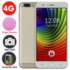 4G 5.5'' Android 6.0 Smartphone Smart Cell Phone 1+16GB 13MP Unlocked 4Core GSM