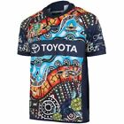 NRL North QLD Cowboys 2018 Indigenous Jersey - YOUTH  Sizes 6 - 14