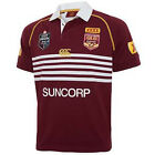 QLD Maroons State of Origin 2017 S/S Jersey  Sizes S - 6XL  **SALE PRICE**