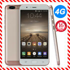 4G LTE 5.5'' Android 6.0 Smartphone Smart Cell Phone 16GB 5+13MP Unlocked 4Core