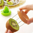 Home Kitchen Fruit Vegetable Peeled Fast Peel Kiwi Cutter Cut Peeler Slicer Tool
