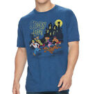 Scooby Doo Haunted House Vintage Mens T-shirt image