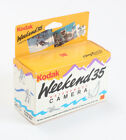 KODAK WEEKEND 35 WATERPROOF IN SEALED BOX, ONE-TIME-USE, 1991, AS-IS/cks/199945