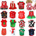 Small Pet Dog Clothes Costume Pink Animal Puppy Cat T-Shirt Summer Apparel Vest