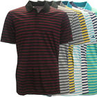 Внешний вид - Adidas Golf Men's 3-Color Merch Stripe Polo Shirt,  Brand NEW