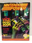 Nintendo Power Magazine Volume 24 Vice: Project Doom NES 1991