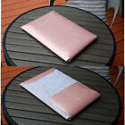 "2in1 Rose Gold  Woolen Felt Sleeve Bag Case for MacBook AIR PRO 11"" 13"" 15"""