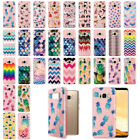 """For Samsung Galaxy S8+ Plus G955 6.2"""" Slim Sparkling Light Pink TPU Case Cover"""