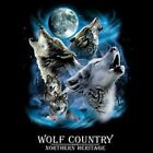 Wolf Country  Size 2 X Large-7 X Large Mens Tank Tops