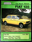 FIAT 128 Autodata Workshop Manual 1969-80, Rally, Sport Coupe, Saloon, Estate