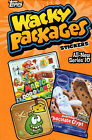 2013 Wacky Packages All-New Series 10, ANS10 Stickers #1 - #55 Pick Your Cards