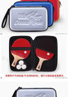 Decent Double Fish Ping Pong Racket Table Tennis Paddle Bat cover bag case pouch