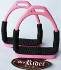 Внешний вид - Horse Saddle English Stirrups Riding Flex Irons Double Jointed 4-3/4 51112