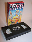 Vintage 1993 Super Duper Sports Bloopers Hilarious Moments in Sports VHS