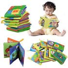 New Infant Baby Child Intelligence Development Cloth Book Cognize Book N98B 01
