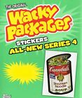 all snake games - 2006 Wacky Packages All-New Series 4, ANS4 Stickers #1 - #55 Pick Your Cards