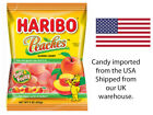 INPORTED FROM THE USA HARIBO  PEACHES CANDY SWEETS KIDS WEDDING CART PARTY