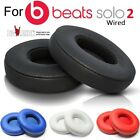 Ear Pads Cushion for Beats Solo 2 Wired Headphone Part Replacement
