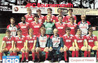 AFC BOURNEMOUTH FOOTBALL TEAM PHOTO>1986-87 SEASON