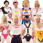Stag Do Night Mens Fancy Dress Novelty Humour Fun Bachelor Party Adults Costumes