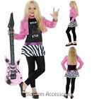 CK818 Mini Glam Rocstar 80s Punk Rock Pop Star Cindy Lauper Girls Fancy Costume