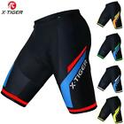 normal bicycle - X-Tiger Coolmax 5D Padded Cycling Shorts Shockproof MTB Bicycle Shorts Road Bike