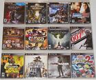 playstation video games list - PS3 games lot (pick from list) Sony Playstation 3