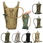 NEW 3L with Water Bladder Bag Hydration Backpack Packs Hiking Camping Cycling