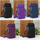 Внешний вид - Cross-body Mobile Phone Shoulder Bag Pouch Case Belt Handbag Purse Wallet Newest