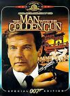 JAMES BOND 007 The Man with the Golden Gun (DVD) $6.54 CAD on eBay