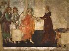 Art Photo Print - Venus And The Graces Offering Gifts - Sandro Botticelli 1445 1