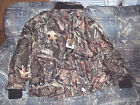 Mens 3X Mossy Oak Camo Jacket Water Proof Insulated Hunting Coat Parka 4 Way Sys