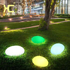 Rechargeable Pebble Stone LED Outdoor Lawn Garden Yard Decor Light Lamp Goodish