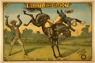 Photo Print Vintage Poster: Stage Theatre Flyer Whitleys Hidden Hand Company A06