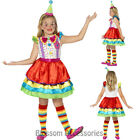 CK827 Deluxe Clown Circus Funny Girls Book Week Fancy Dress Up Party Costume