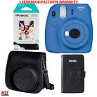 Fujifilm Instax Mini 9 Instant Camera - Polaroid Instant Mini Film, Case, Album