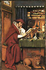 Art Photo Print - St Jerome - Jan Van Eyck 1395 1441