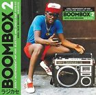 BOOMBOX 2 (1979-1983) EARLY INDIE HIPHOP,ELECTRO,DISCO RAP  2 CD NEU