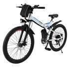 10 Types Fat Tire Electric Bicycle 27-Speed Beach Snow 36V 10AH Lithium battery
