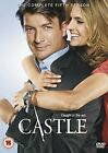 Castle - Season 5 [DVD] -  CD T0VG The Fast Free Shipping