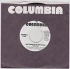 TOMMY CONWELL & THE YOUNG RUMBERS - LOVE'S ON FIRE - 45 RPM VINYL - 1988 DJ COPY