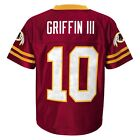 Washington Redskins Robert Griffin Toddler NFL Jersey OuterStuff Clearance $5.95 USD on eBay