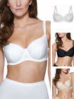 Charnos Everyday Superfit Full Cup Bra 1206090 Underwired Side Support Lingerie