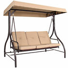 Bcp Converting Outdoor Swing Canopy Hammock Seats 3 Patio Deck Furniture
