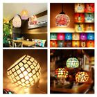 Mosaic Style Hanging Light Lampshade Ceiling Pendant Light Lamp Shade with Wire